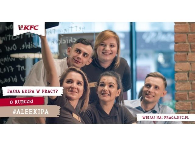 Praca w Restauracj KFC w Baranowie